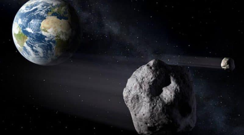 Asteroide Agosto 2019