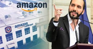 Gobierno de Bukele anuncia apoyo de Amazon para fortalecer la educación en El Salvador