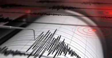 Fuerte sismo de magnitud 5.5 causa alarma en el territorio salvadoreño