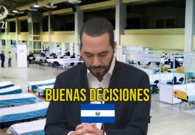 CID GALLUP anuncia que el 96% de los salvadoreños aprueba las gestión del Presidente Bukele durante la pandemia