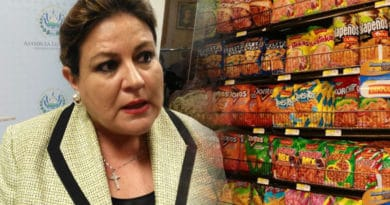 VIDEO: Diputada Margarita Escobar asegura que las boquitas son una fuente de nutrientes para los salvadoreños
