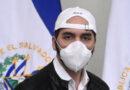 Presidente Bukele le pide a los salvadoreños que utilicen mascarillas para vencer el COVID-19