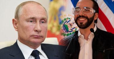 Rusia ha otorgado un importante donativo a El Salvador ante la pandemia del COVID-19