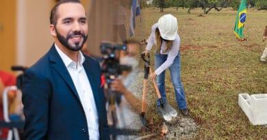 Gobierno de Bukele construirá Embajada en Brasil a servicio de los salvadoreños