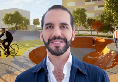 Gobierno de Bukele inicia la construcción del Skatepark, un sitio dedicado a la juventud de Mejicanos