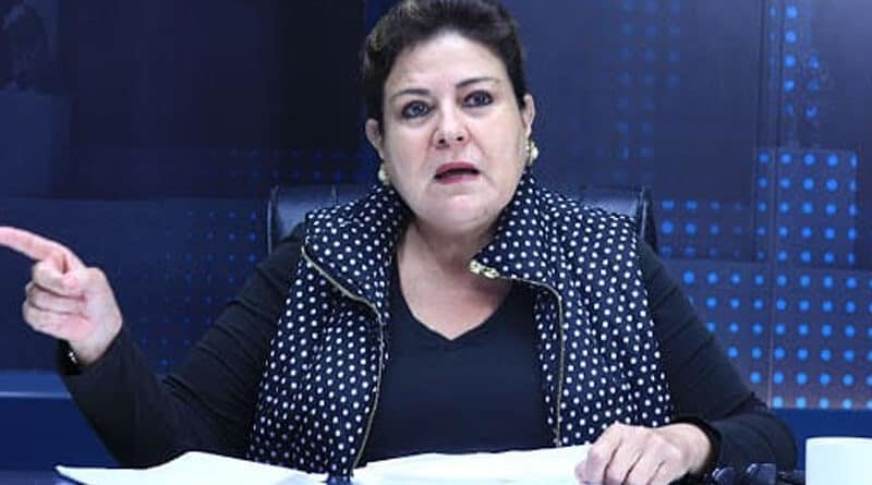 Sala admite demanda de inconstitucionalidad contra la candidatura de Margarita Escobar