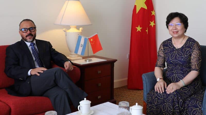 Diputados de Nuevas Ideas se reúnen con la Embajadora de China para crear planes de trabajo y cooperación en beneficio de los salvadoreños
