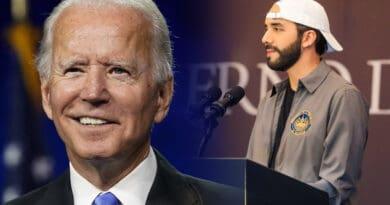 Gobierno de Biden elogia al Gobierno de Bukele por su pronta respuesta a la salud de los salvadoreños