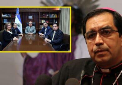 Arzobispo de San Salvador afirma estar en contra de la destitución de los Magistrados de la Sala