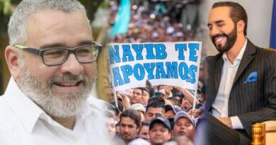 Funes se burla al asegurar que Nayib Bukele no cuenta con el apoyo de los salvadoreños