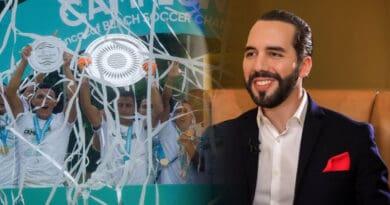 """""""¡Grandes Cangrejitos!"""": Presidente Bukele aplaude victoria de la Selecta playera salvadoreña"""